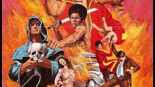 Черный самурай  (боевые исксусства, Джим Келли 1977 год)