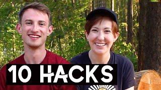 HIKING LIFE HACKS   10 Tips For Beginner Hikers