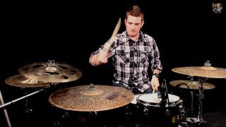 """DRUMMER101.COM: Maroon 5 """"Harder To Breathe"""" (Drum Cover)"""