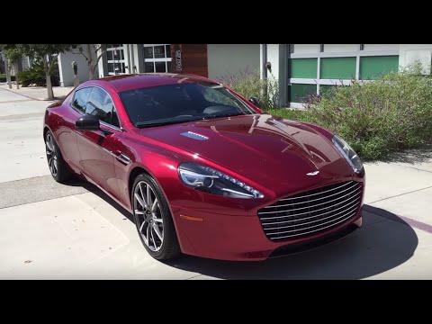 2015 Aston Martin Rapide S Walkaround