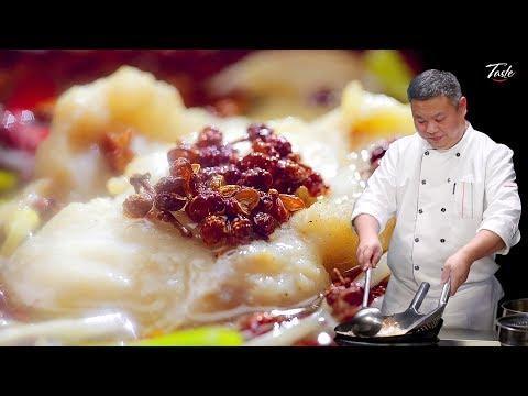 Catfish 2 ways by Chinese Masterchef • Taste The Chinese Recipes Show