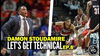 Damon Stoudamire AKA Mighty Mouse WILL take the Celtics to the NEXT LEVEL! Let's Get Technical Ep. 8