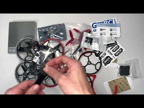 Unboxing // CineLog30 Analog Crossfire Version // sub250AUW CineWhoop with Naked GoPro