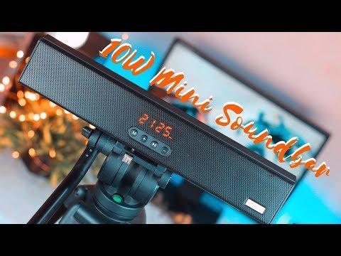 , title : 'Blitzwolf SW-SDB0 10W Mini Smart Bluetooth Soundbar Speaker (Detailed Review)'