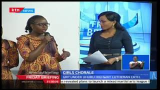 Friday Briefing : Girls Chorale with Sophia Wanuna December 23,2016