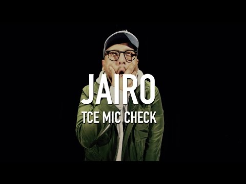 JaiRO - Slow It Down [ TCE Mic Check ]