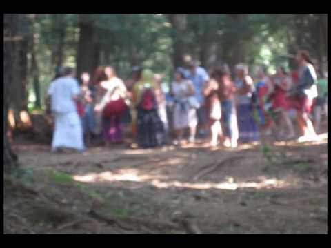 Rainbow Family Gathering 2010.avi