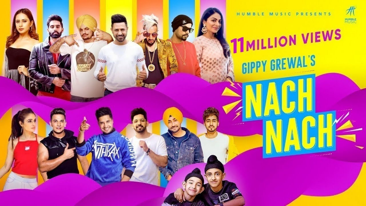 Nach Nach Lyrics - Gippy Grewal