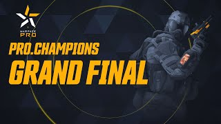 Турнир Warface PRO.Champions