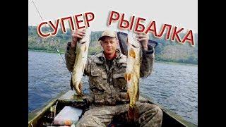 Рыбалка в июне на окуня щуку плотву язя