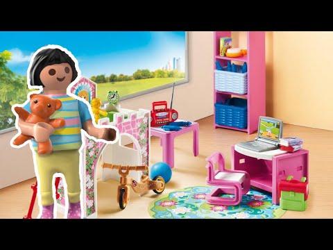 Beautiful Playmobil Kinderzimmer 6556 Pictures - Erstaunliche Ideen ...