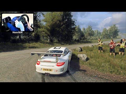 Porsche 911 | Dirt Rally 2.0