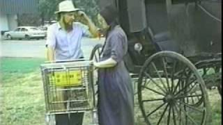 REAL AMISH INTERVIEWS, Not Reality Show or Scripted!  Very rare to get.
