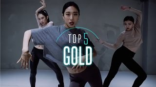 Kiiara - Gold | Best Dance Videos
