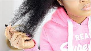 Natural Hair...NO MORE HEAT!
