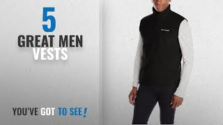 c4d287ca33 The North Face Men s Apex Bionic Vest. 6 years ago. Top 10 Mens Vests    Winter 2018    Columbia Men s Steens Mountain Vest