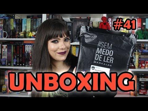 Unboxing DarkSide Books #41