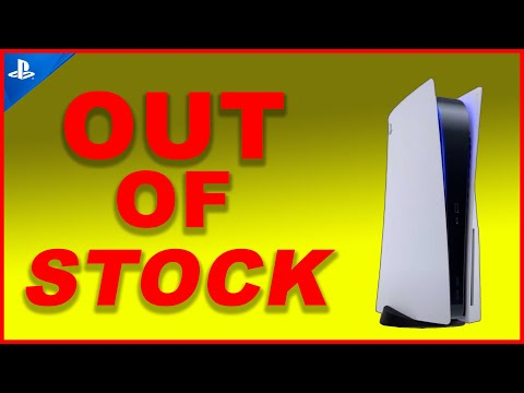 PS5 Pre Order Sold Out | Will There Be a PS5 ReStock