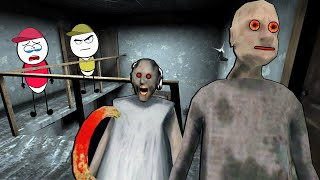 GRANNY CHAPTER TWO - HORROR GAME | Horror Story (ANIMATED IN HINDI) Make Horror Of