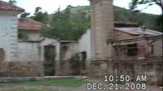 preview picture of video 'The town of Cachimayu - El pintoresco pueblito de Cachimayo cerca a Sucre'