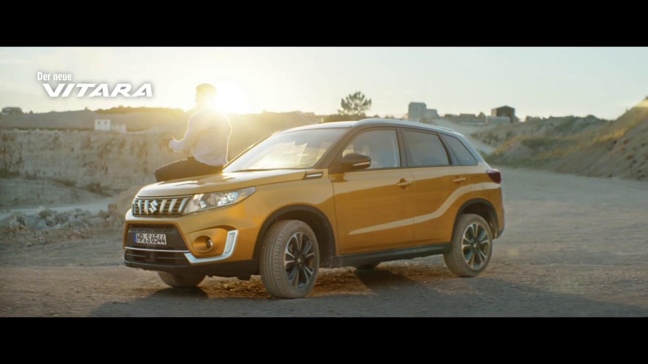 Der neue Suzuki Vitara: Das City-SUV für den Stadt-Dschungel – Time to Play