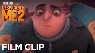 Despicable Me 2 - Gru Says Goodnight To The Girls
