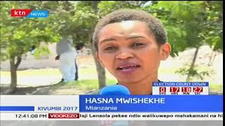 Watanzania wazungumzia kura za Kenya