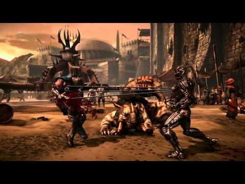 Mortal Kombat X - Kombat Pack 2 HD