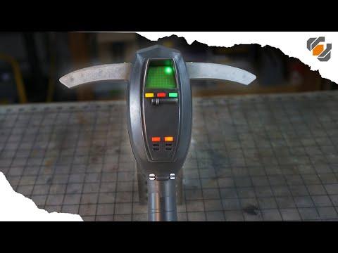 Ghostbusters PKE Meter Mod + Repaint download YouTube video
