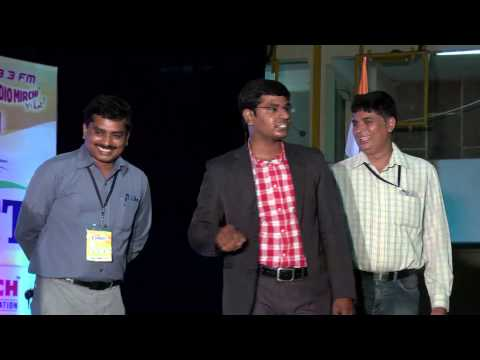 Interview Tips | KVN Karthik | TELUGU IMPACT Vizag 2014