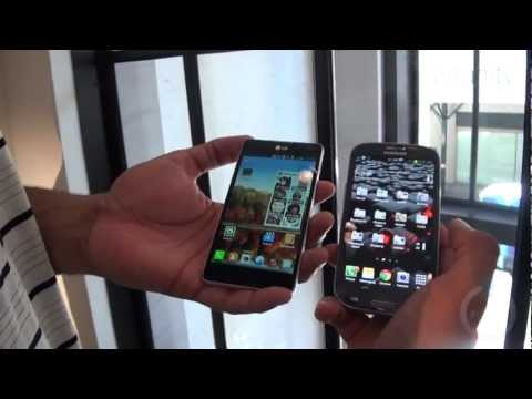 LG Optimus G Vs Samsung Galaxy SIII