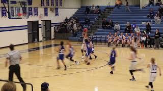 8th Lady Warrior's Basketball