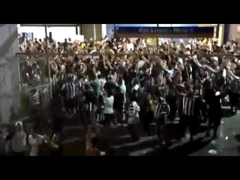 """""""PÓS-JOGO: BOTAFOGO 1x0 Atlético Nacional"""" Barra: Loucos pelo Botafogo • Club: Botafogo"""