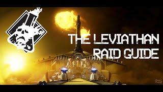 Leviathan Full Raid Guide