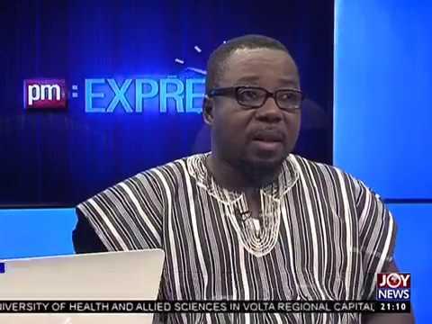 Laboratory Scientists Strike - PM Express on JoyNews (28-5-18)