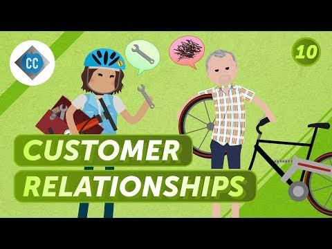 , title : 'How to Build Customer Relationships: Crash Course Entrepreneurship #10