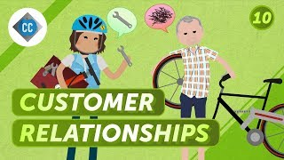 How to Define the (Customer) Relationship: Crash Course Entrepreneurship #10