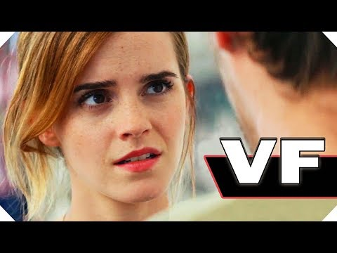 THE CIRCLE Bande Annonce VF (Emma Watson, 2017)