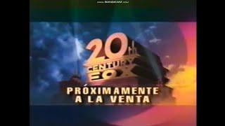 20th Century Fox Home Entertainment (Próximamente A LA Venta) (2000-2003)
