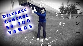 PITCHING DISTANCE CONTROL FOR 30-100 YARDS