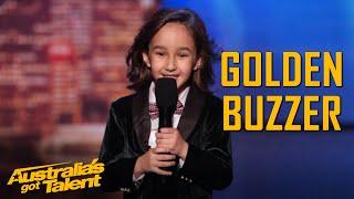 JJ's HILARIOUS Golden Buzzer Moment | Auditions | Australia's Got Talent 2019