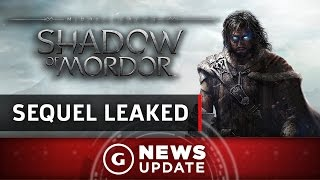 Shadow Of Mordor 2 Leaked - GS News Update