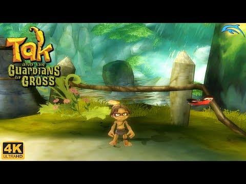 tak-and-the-guardians-of-gross--wii-gameplay-4k-2160p-dolphin