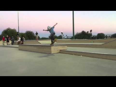 Malachi Gray Skate