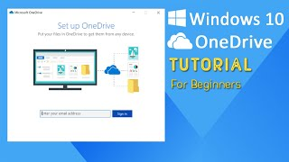 How To Unlink & Relink OneDrive with Microsoft Account from Windows 10 || Unsync & Sync Onedrive