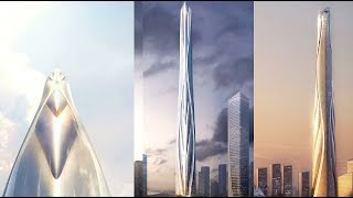 Shenzhen-Hong Kong International Center Mega Project :China Building The Tallest Skyscraper For 2024