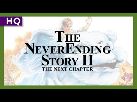 Video trailer för The NeverEnding Story II: The Next Chapter (1990) Trailer