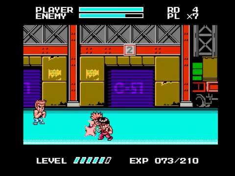 NES Longplay [142] Mighty Final Fight