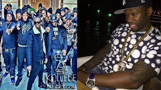 GS9 Member Checks 50 Cent: 'Keep Bobby Shmurda & Rowdy Rebel Out Of Your Mouth'