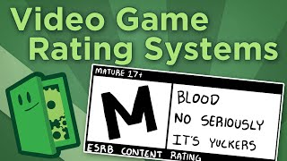 Video Game Rating Systems - A Better Approach to Content Ratings - Extra Credits